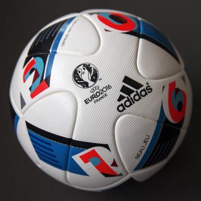 Beau Jeu - offizieller Spielball fr die EM 2016 in Frankreich von adidas