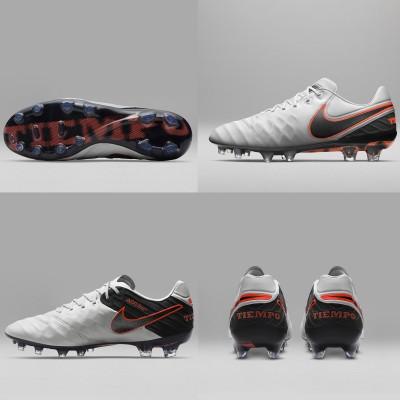 Tiempo Legend 6 Fuballschuh sohle, auen, innen, hinten 2015 von Nike