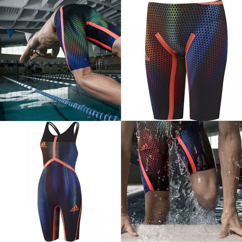 adizero XVI Schwimmanzug Herren/Damen 2015 von adidas