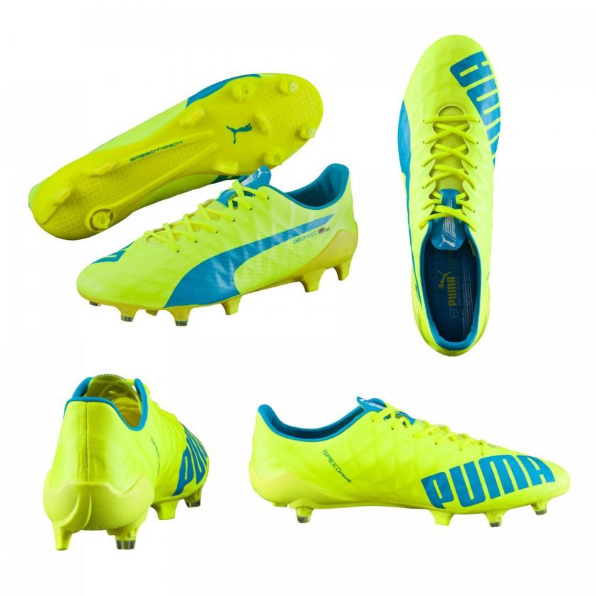 puma fussballschuhe gelb