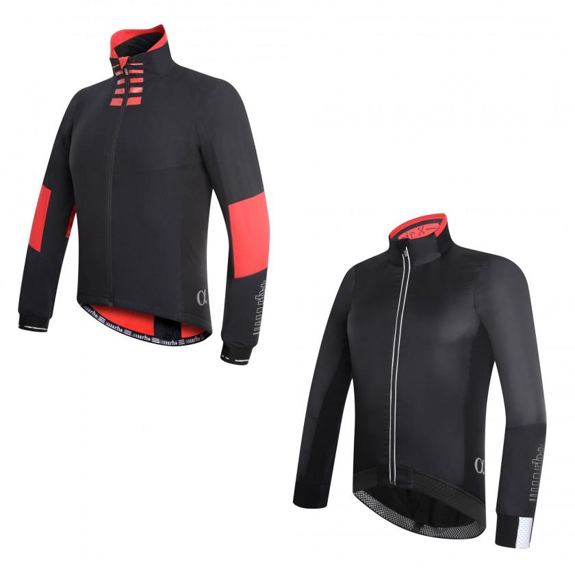 Bild: Alpha Neo Jacket u. Alpha Lite Jacket mit Polartec ...