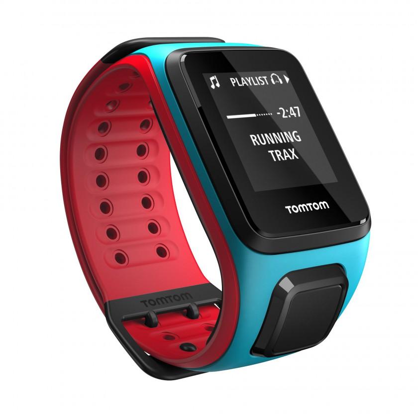 Runner 2 Cardio + Music GPS-Laufuhr 2016 von TomTom
