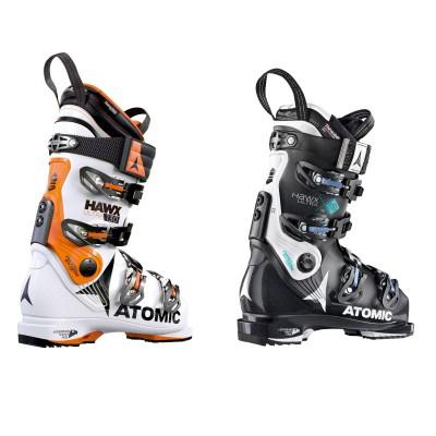Hawx Ultra 130 Skischuh Herren u. Hawx Ultra 110 Damen 2016/17 von Atomic