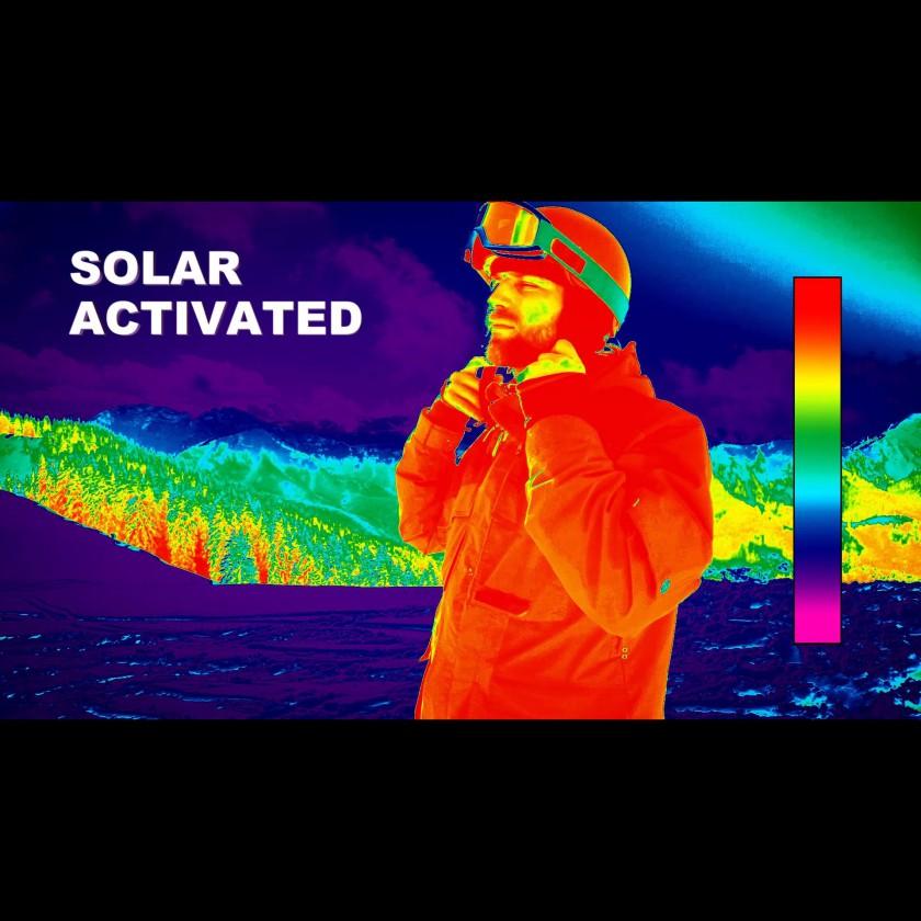 THERMOLITE INFRARED Technologie - Solar activated 2016 von INVISTA