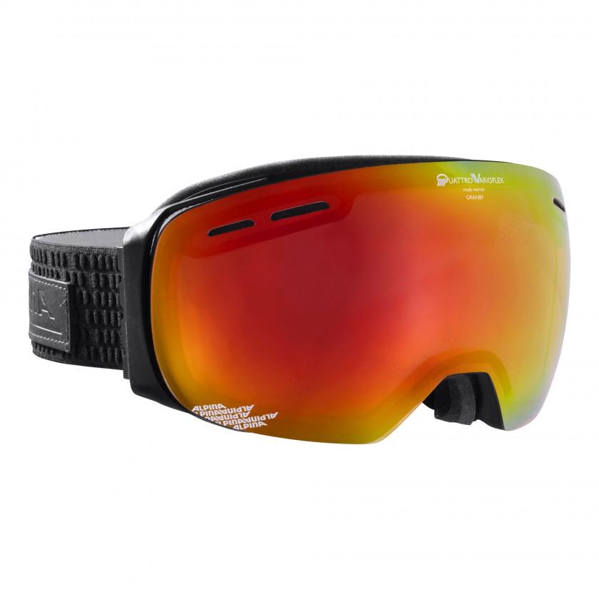 GRANBY QVMM Skibrille 2016/17 von Alpina Sports