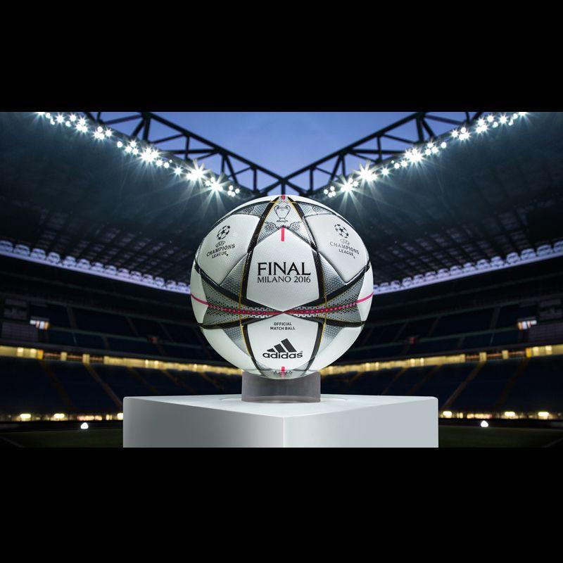 Finale Milano Spielball der UEFA Champions League 2016 von adidas