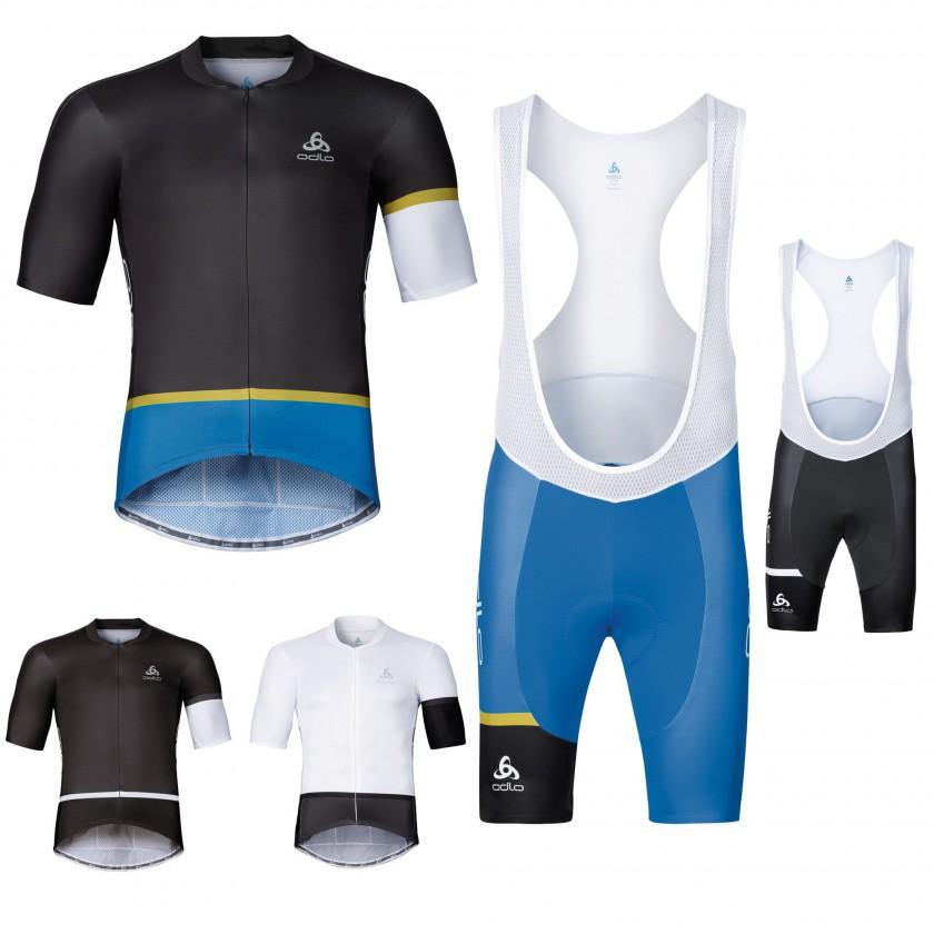 KAMIKAZE AERO Shirts u. KAMIKAZE Bib-Tights Herren 2016 von ODLO
