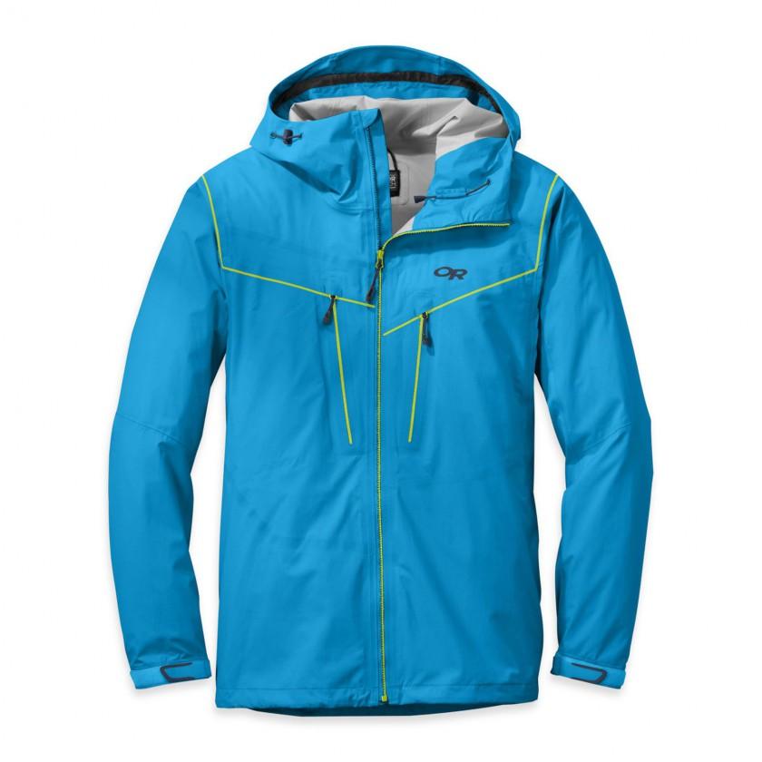 Realm Outdoor-Jacket mit AscentShell 3L Material Herren 2016 von Outdoor Research