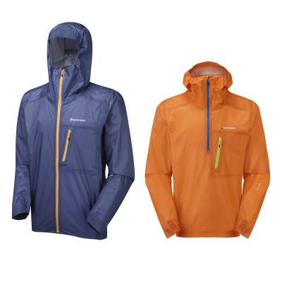 Minimus 777 Jacket u. Minimus 777 Pullover aus Pertex Shield+ Herren 2016 von Montane