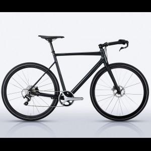 Shimanos neue Komponentenserie METREA an einem Urban Bike 2016