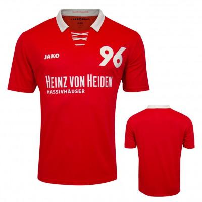 Hannover 96 Retro-Trikot zum 120-jhrigen Jubilum 2016 von JAKO