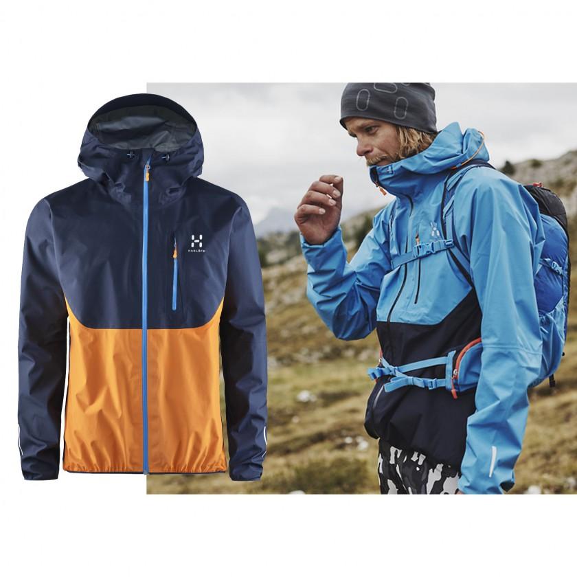 Gram Comp Jacket aus GORE-TEX Active Herren 2016 von Haglöfs