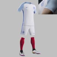 England Heimtrikot, Shorts u. Stutzen fr die EM 2016 von Nike