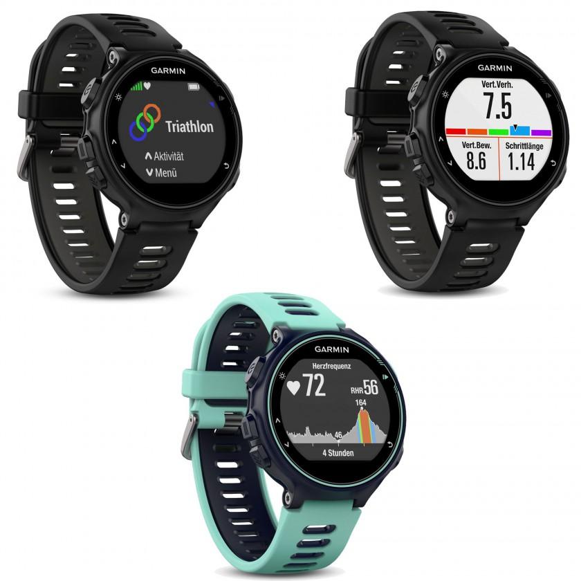 Forerunner 735XT GPS-Multisportuhr - Aktivität, Schrittlänge, Herzfrequenz 2016 von Garmin