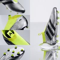 ACE 16+ PURECONTROL Mercury Pack Fuballschuhe seite, oben, sohle 2016 von adidas