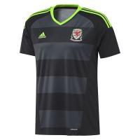 Wales Auswrtstrikot fr die EM 2016 von adidas