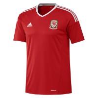 Wales Heimtrikot fr die EM 2016 von adidas