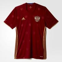 Russland Heimtrikot fr die EM 2016 von adidas