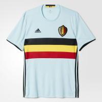 Belgien Auswrtstrikot fr die EM 2016 von adidas