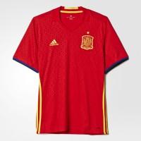 Spanien Heimtrikot fr die EM 2016 von adidas