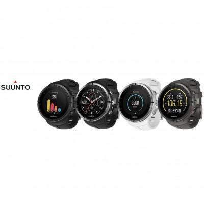 Spartan Ultra GPS-Multisportuhr All Black Titanium, Stealth Titanium, Wei und Schwarz 2016 von SUUNTO