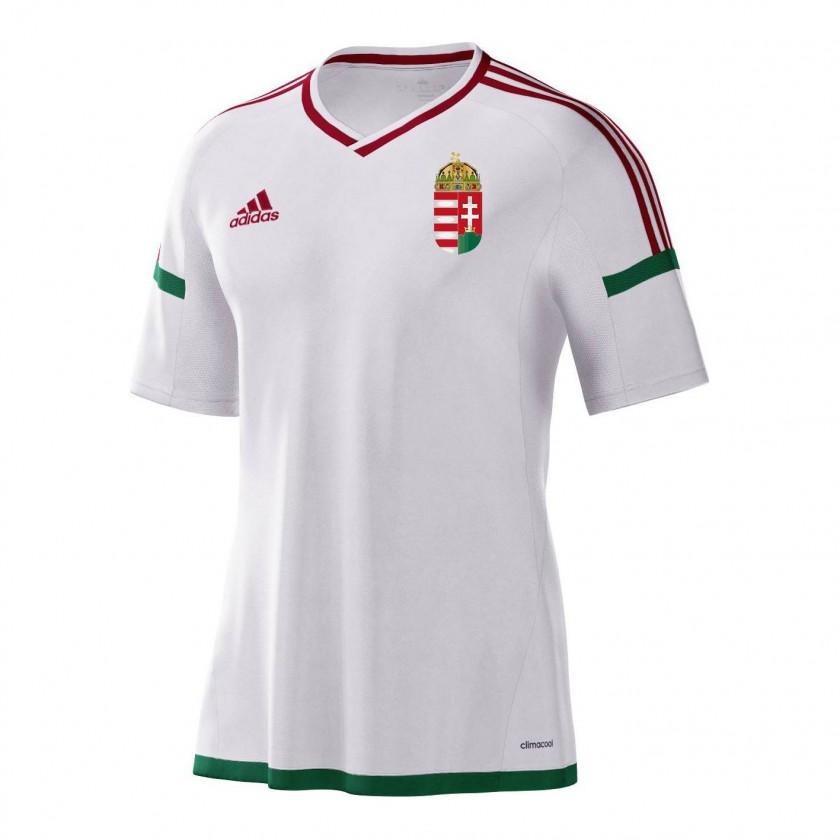 Ungarn Auswärts-Trikot für die EM 2016 von adidas
