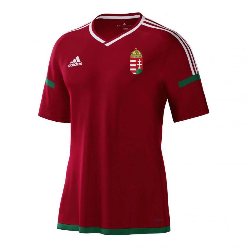 Ungarn Heim-Trikot für die EM 2016 von adidas