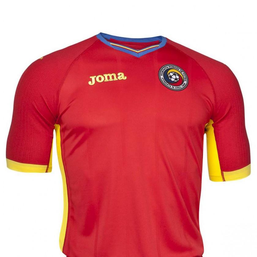 Rumänien Auswärtstrikot für die EM 2016 von Joma