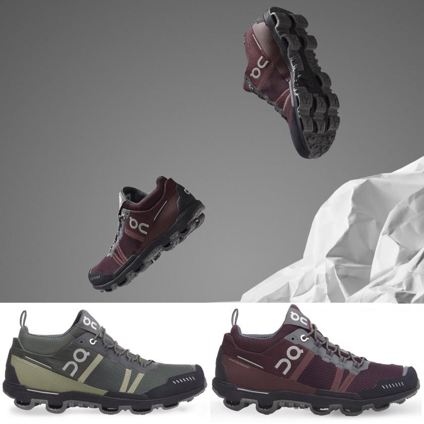 Cloudventure high-top Trailrunning Schuhe Herren/Damen 2016 von On