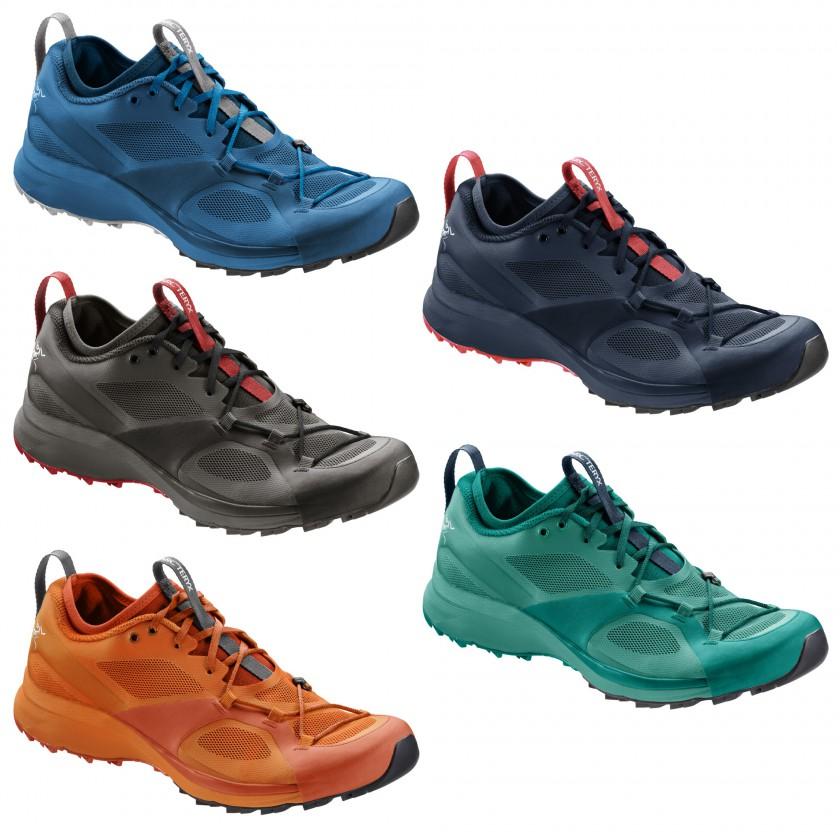 Norvan VT Trail Running Schuhe Herren links/Damen rechts 2017 von Arcteryx