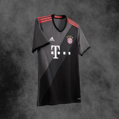 FC Bayern Mnchen Auswrts-Trikot fr die Bundesliga-Saison 2016/17 von adidas