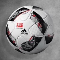 TORFABRIK: offizieller Spielball der 1. u. 2. Bundesliga 2016/17 von adidas
