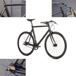 Ludwig VIII Fahrrad als Schindelhauer-Brooks-Edition 2016 von Schindelhauer Bikes