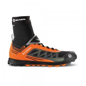 Atom S Trailrunning-Schuh mit Outdry Technologie seite orange-black 2016/17 von Scarpa