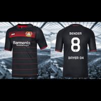 Bayer 04 Leverkusen Heim-Trikot 2016/17 von JAKO