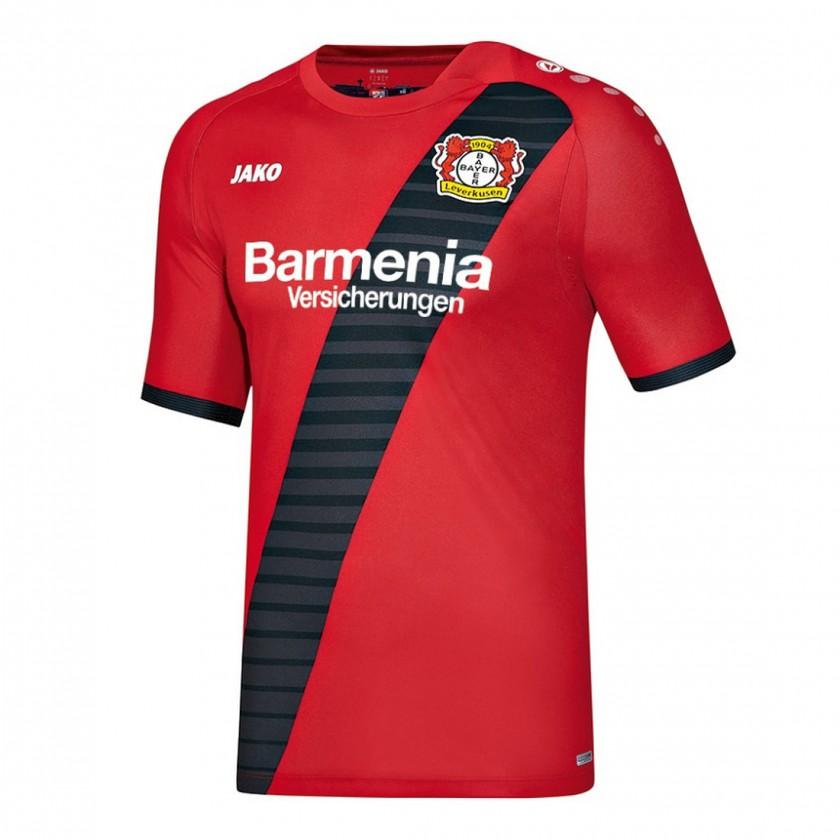 Bayer 04 Leverkusen Auswärts-Trikot 2016/17 von JAKO