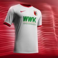 FC Augsburg Heim-Trikot 2016/17 von Nike