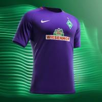 SV Werder Bremen Auswrts-Trikot 2016/17 von Nike