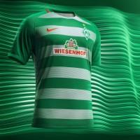 SV Werder Bremen Heim-Trikot 2016/17 von Nike