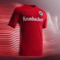 Eintracht Frankfurt Auswrts-Trikot 2016/17 von Nike
