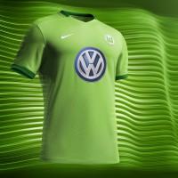 VfL Wolfsburg Heim-Trikot 2016/17 von Nike