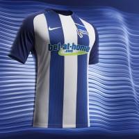 Hertha BSC Heim-Trikot 2016/17 von Nike
