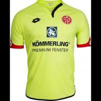 FSV Mainz 05 Ausweich-Trikot 2016/17 von Lotto Sport