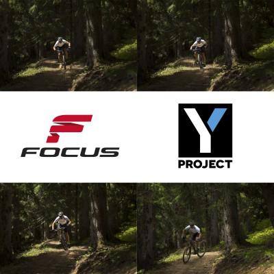 Mike Kluge testet das Project Y E-Mountainbike im Gelnde 2016 von Focus
