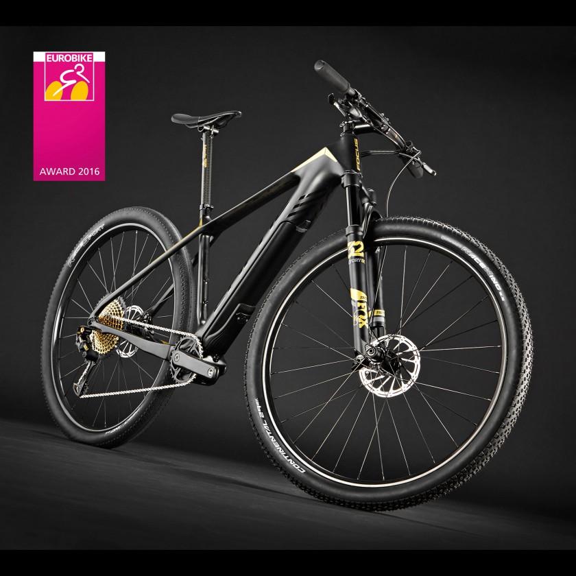 Eurobike Award Winner 2016: Project Y E-Mountainbike von Focus