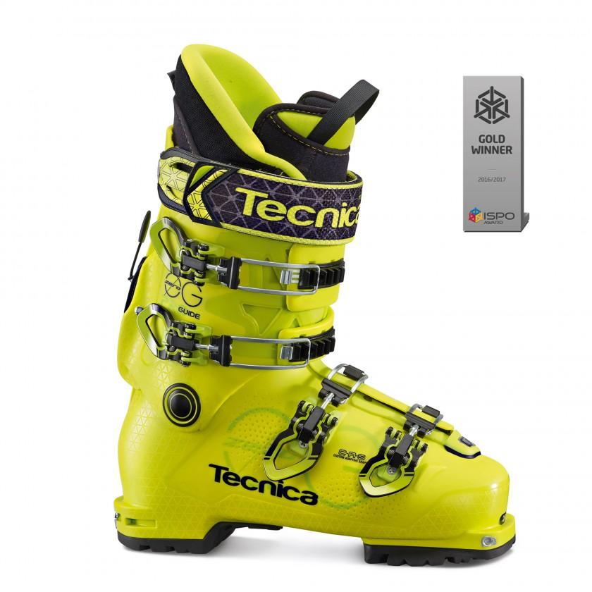 ISPO GOLD AWARD WINNER 2016: Zero G Guide Pro Skitourenschuhe von Tecnica