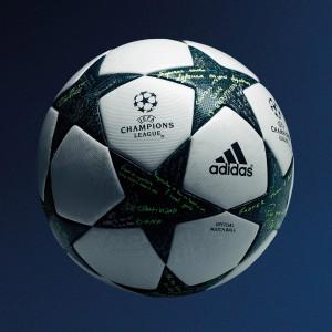 Finale 16 - offizielle Spielball der UEFA Champions League 2016/17 von adidas