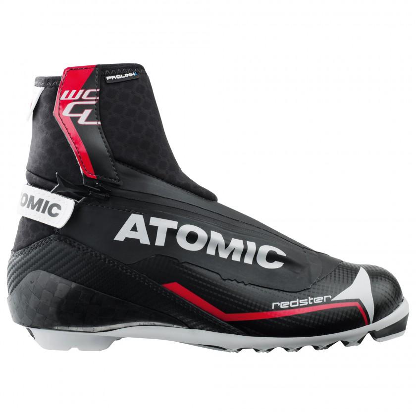 Redster WC Classic-Langlaufschuh mit Prolink-Außensohle 2016/17 von Atomic