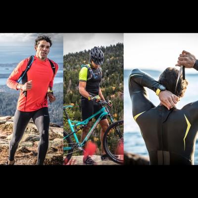 fenix 5X HF Multisport-Smartwatch Laufen, Radfahren, Schwimmen 2017 von Garmin