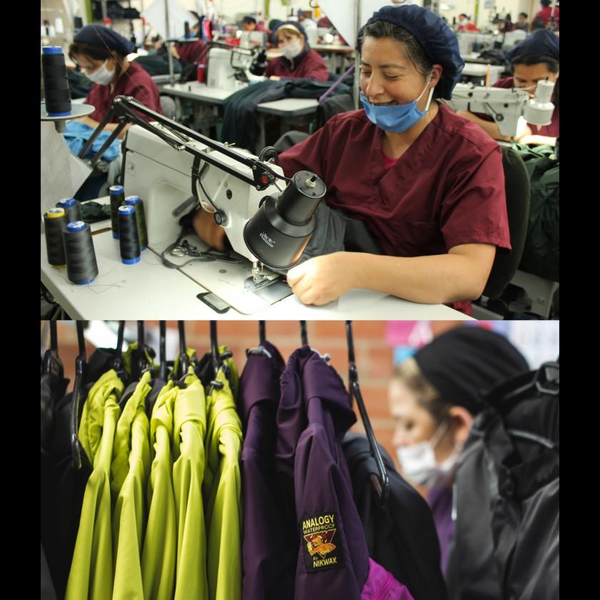Paramo  Miquelina: Mehr als nur eine Jacke